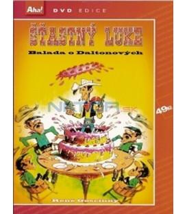 Šťastný Luke - Balada o Daltonových (Lucky Luke: La Ballade des Dalton) DVD