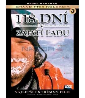 118 DNÍ V ZAJATÍ ĽADU DVD - 3. Pavol Barabáš