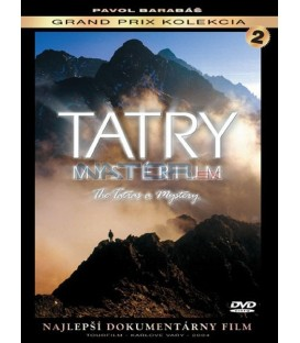 TATRY MYSTÉRIUM DVD - 2. Pavol Barabáš