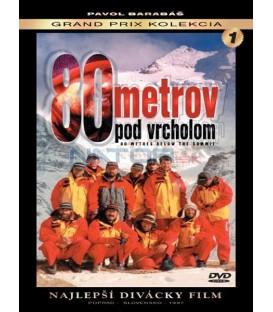 80 METROV POD VRCHOLOM DVD - 1. Pavol Barabáš