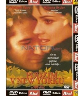Podzim v New Yorku (Autumn in New York) DVD
