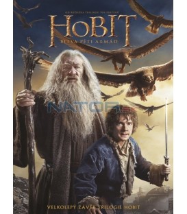 Hobit: Bitva pěti armád (The Hobbit: The Battle of the Five Armies) DVD