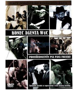 Konec agenta W4C prostřednictvím psa pana Foustky DVD
