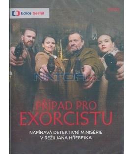 Případ pro exorcistu 3xDVD