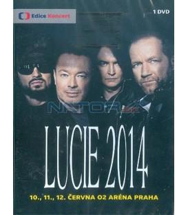 Lucie - 10., 11., 12. června O2 Aréna Praha DVD