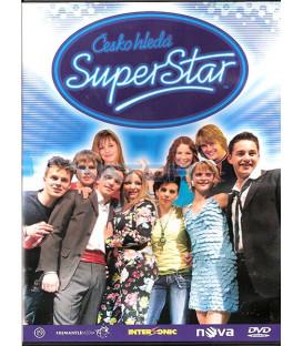 Česko hľadá Superstar DVD