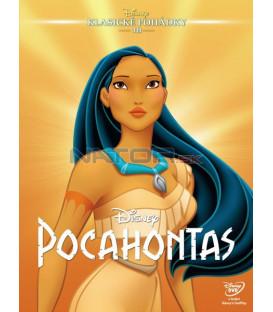 Pocahontas (Pocahontas) - Edice Disney klasické pohádky 18. DVD