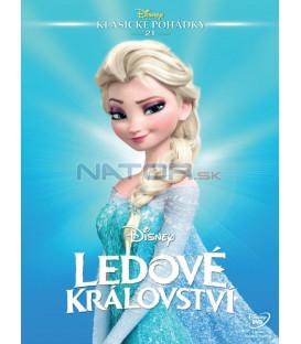 Ledové království (Frozen) - Edice Disney klasické pohádky 21. DVD