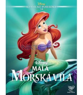 Malá mořská víla (Little Mermaid) - Edice Disney klasické pohádky 14. DVD