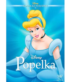 Popelka DE (Cinderella) - Edice Disney klasické pohádky 5. DVD