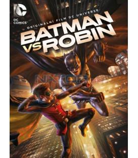 Batman vs. Robin (Batman vs. Robin) DVD