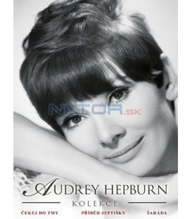 Audrey Hepburn kolekce 3DVD (2015)