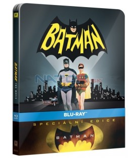 BATMAN (1966) - Blu-ray STEELBOOK