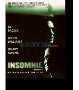 Insomnie (Insomnia) DVD