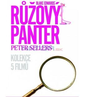Růžový panter / Kolekce / 5DVD Box