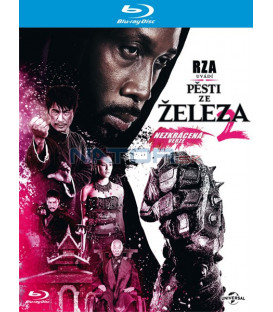 PĚSTI ZE ŽELEZA 2 (The Man with the Iron Fists: Sting of the Scorpion) Blu-ray