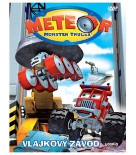 Meteor Monster Trucks 2 Vlajkový závod DVD