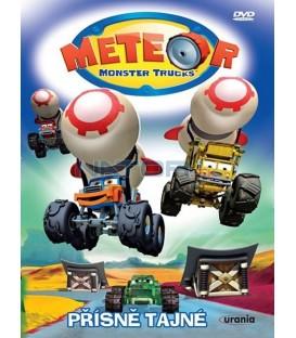 Meteor Monster Trucks 4 Přísně tajné DVD