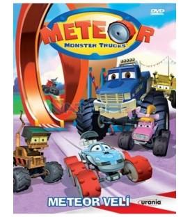 Meteor Monster Trucks 3 Meteor velí DVD