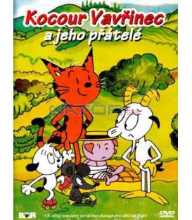 Kocour Vavřinec a jeho přátelé DVD