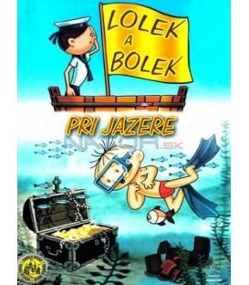 Bolek a Lolek u jezera DVD