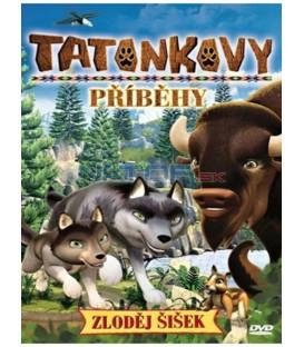 Tatonkovy příběhy - Zloděj šišek DVD