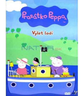 Prasátko Peppa 4 - Výlet lodí DVD