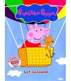 Prasátko Peppa 8 - Let balónem DVD