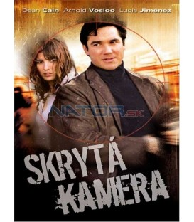 Skrytá kamera (Hidden Camera) DVD