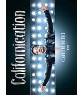 Californication kolekce 1.-7. série 15 DVD