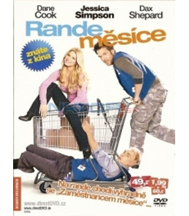 Rande měsíce (Employee of the Month) DVD