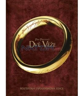 Pán prstenů: Dvě věže-rozšířená edice 2DVD (Lord of the Rings: Two Towers-Extended Edition 2DVD)