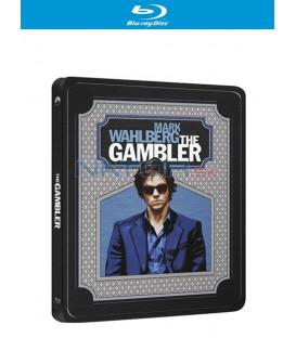 The Gambler (Blu-ray) - steelbook