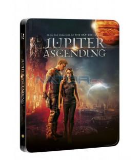 Jupiter vychází (Jupiter Ascending) - Blu-ray 3D + 2D steelbook