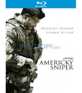 Americký ostreľovač (American Sniper) Blu-ray