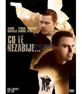 CO TĚ NEZABIJE (What Doesnt Kill You) DVD