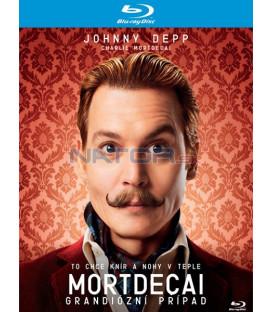 MORTDECAI: GRANDIÓZNÍ PŘÍPAD (Mortdecai) Blu-ray