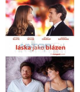 Láska jak blázen (The Longest Week) DVD