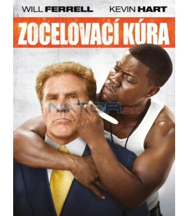 ZOCELOVACÍ KÚRA (Get Hard) DVD