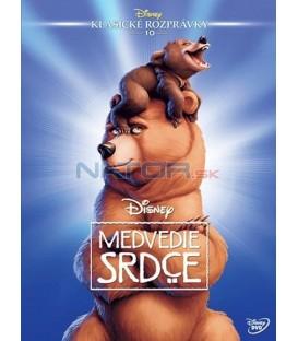 Medvedie srdce /Medvědí bratři ( Brother Bear) - Edice Disney klasické pohádky 10. DVD