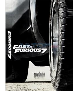 Rýchlo a zbesilo 7 (Fast & Furious 7) - Blu-ray STEELBOOK