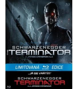 TERMINÁTOR - Blu-ray STEELBOOK 2015, exkl. FA