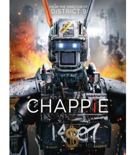 CHAPPIE - Blu-ray DIGIBOOK