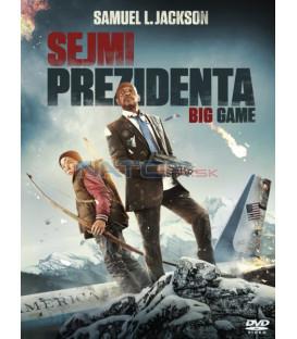 Sejmi prezidenta Misia: Prezident (Big Game) DVD