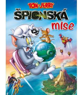 TOM A JERRY: ŠPIONSKÁ MISE (Tom and Jerry: Spy Quest) - DVD