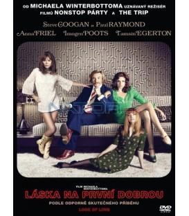 Láska na první dobrou (The Look of Love) DVD