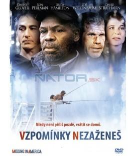 Vzpomínky nezaženeš (Missing in America) DVD