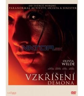 Vzkříšení démona (The Lazarus Effect) DVD