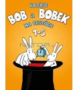Bob a Bobek na cestách kolekce 1-5 5DVD