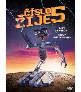 ČÍSLO 5 ŽIJE  (Short Circuit) DVD